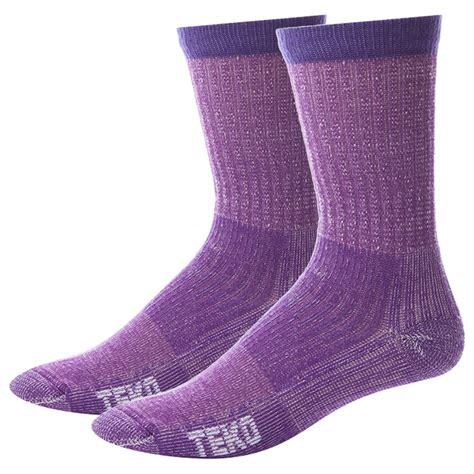 teko light hiking socks teko m3rino xc light hiking trekking socks s buy