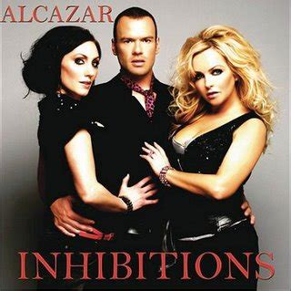 alcazar at the discotheque inhibitions song