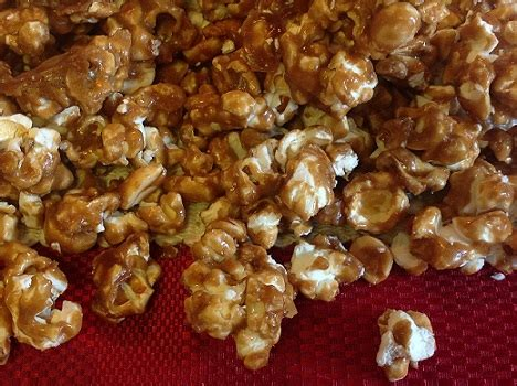 chicago style popcorn recipe, whats cooking america