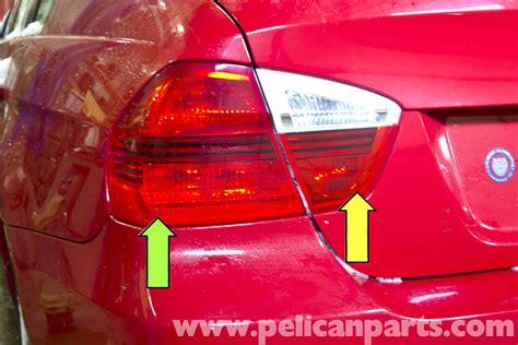2009 bmw 328i rear light bmw e90 rear light replacement e91 e92 e93 pelican