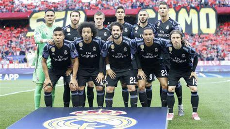 fotos real madrid equipo real madrid el equipo a hasta el final marca com