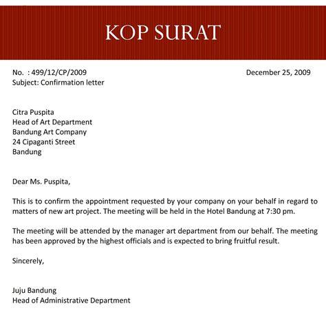 format bisnis plant kerangka surat bisnis bahasa inggris spreading the