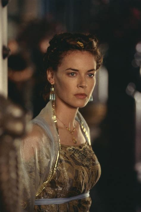 gladiator film jewellery connie nielsen as lucilla in gladiator heroine s