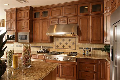 kitchen backsplash ideas with oak cabinets kitchen backsplash ideas with oak cabinets photos of the