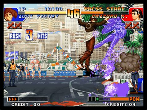 download king of fighters '97 rom
