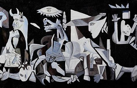 pablo picasso paintings guernica pablo picasso guernica 1937 gallery wrap painting pablo