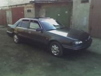 1992 hyundai sonata photos 2 0 gasoline ff manual for sale
