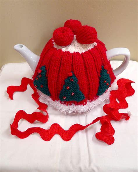 christmas knitted cozy tea cosy occleshaw tea cosies tea cozy knitted tea cosies tea