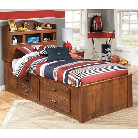 barchan bookcase bed with storage barchan bookcase bed w storage signature design 1