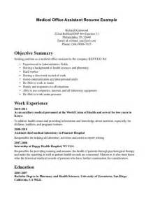 secretary assistant resume medical office assistant resume best business template