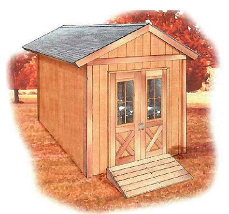 garden storage shed plans choose   custom design