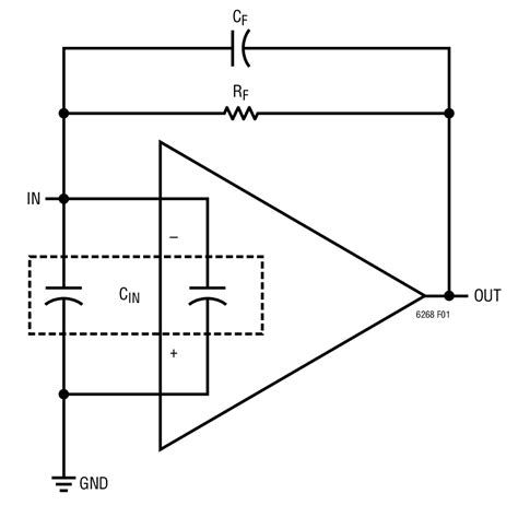 poly resistor flicker noise solutions transimpedance lifier noise considerations