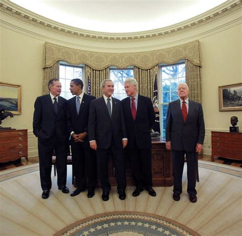 obama haus pr 228 sidentenessen obama trifft seine vorg 228 nger im wei 223 en