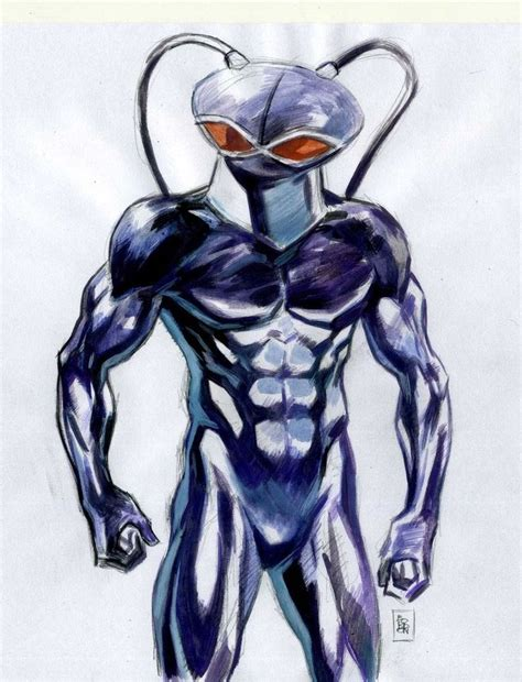 black manta black manta dc comic art pinterest