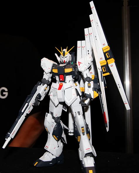 wallpaper nu gundam mg 1 100 rx 93 nu gundam ver ka 52nd all japan plamodel