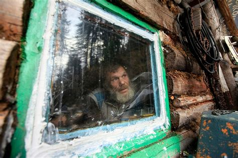 Bible On Vanity The Daily Life Of A Siberian Hermit Citydesert