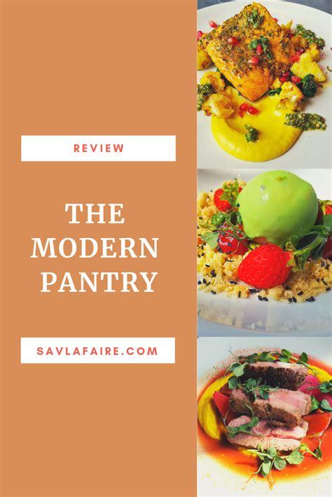 modern pantry finsbury square tapas menu london