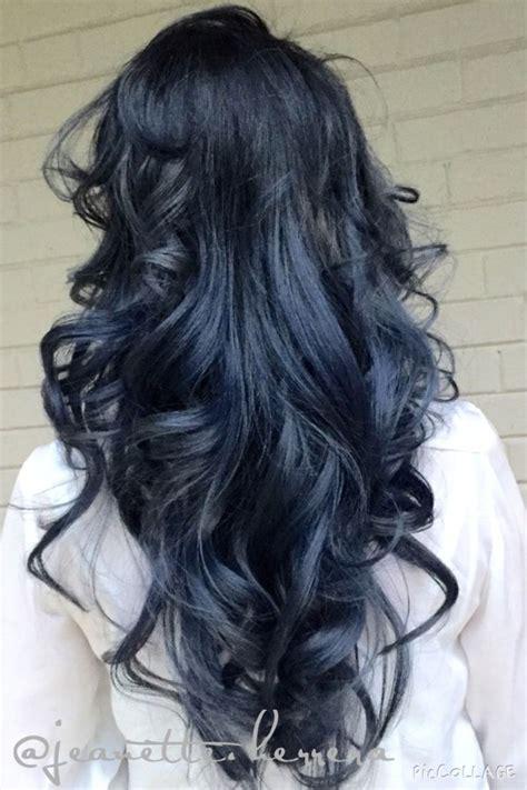 navy hair color best 25 navy hair ideas on navy blue hair dye