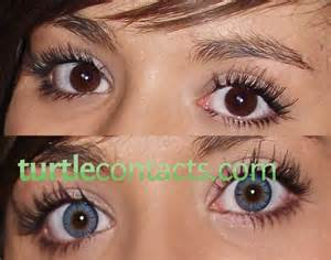 color contacts lenses color sky blue contact lenses pair