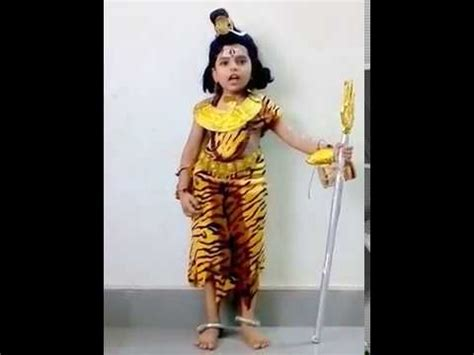 Shiva Dress lord shiva fancy dress competition