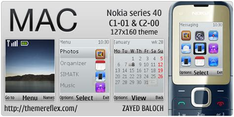 themes hd c1 clock themes nokia c1 01 new calendar template site