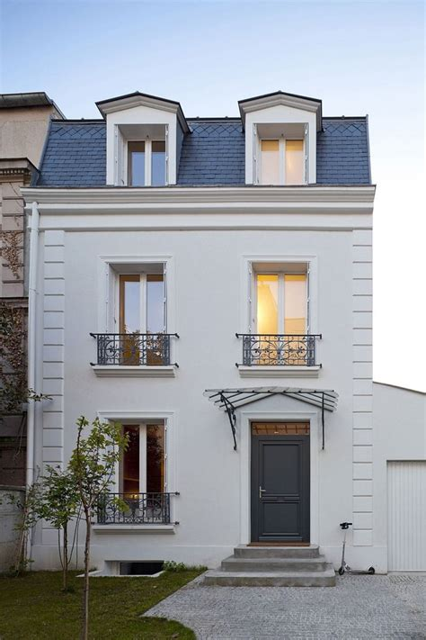 modern french home decor traditional french house in vincennes gets a sparkling