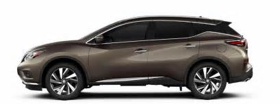 Nissan Murano Colors 2017 Nissan Murano Color Options