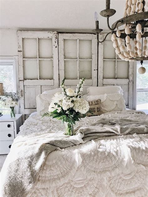 shabby cottage chic best 25 shabby chic headboard ideas on