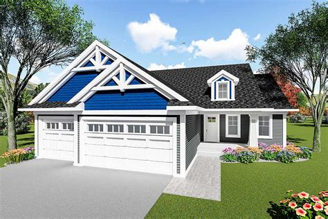 Craftsman Ranch House Plan 890046ah Architectural Designs | craftsman ranch house plan 890046ah architectural