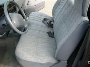 Toyota Tacoma Front Bench Seat 2003 Tacoma Rcab Xcab Seat Covers Precision Fit