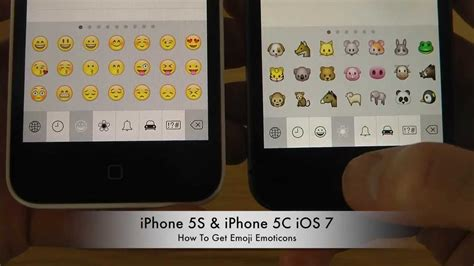 emoji emoticons  iphone  iphone  ios  youtube