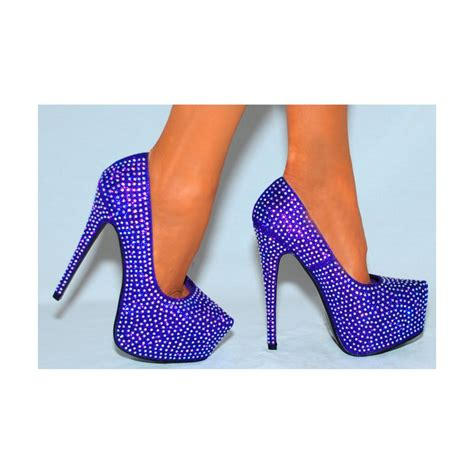 purple high heels ireland is heel