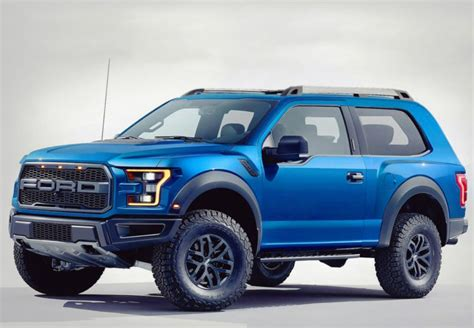 2019 Dodge Bronco by 2019 New Ford Bronco Details News Photos And More