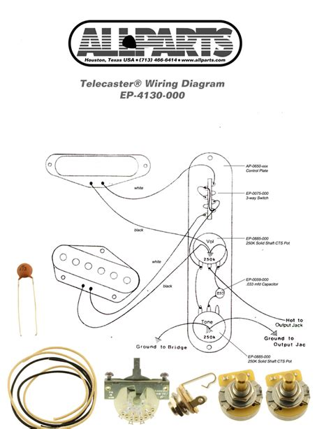 wiring kit diagram tele telecaster dimarzio wiring diagram