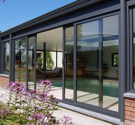 Patio Doors Ireland Aluminium Sliding Doors Senator Windows