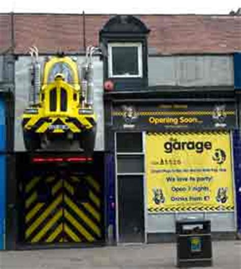 The Garage Club Glasgow by E Archives Development Glasgow Pubs