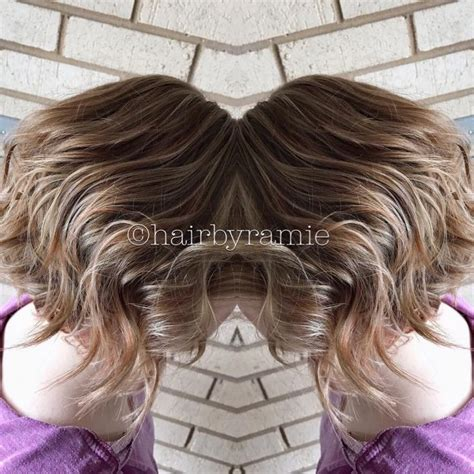 painting lowlights on gray hair 25 best ideas about partial balayage brunettes on