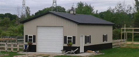 garages and barns pole barns by apb building packages pole buildings