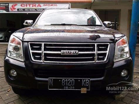 isuzu dmax cabin jual mobil isuzu d max rodeo 2010 3 0 di jawa timur manual