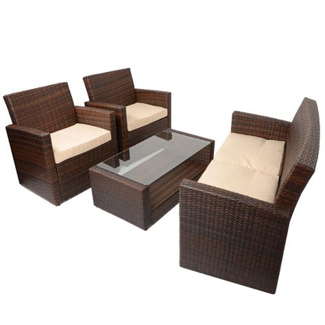 rattan settee furniture rattan sofa set to hire the catering hire company