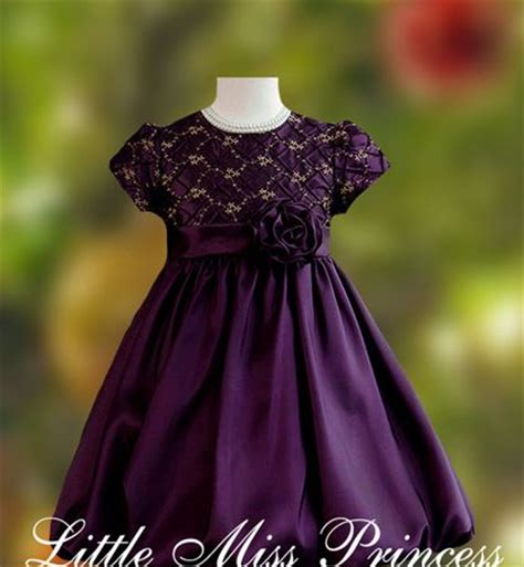 plum colored flower dresses plum taffeta