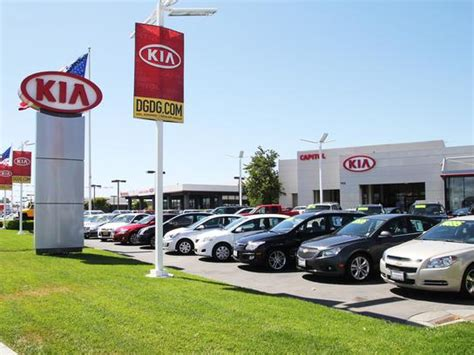 Kia Dealer San Jose Capitol Kia San Jose Ca 95136 Car Dealership And Auto