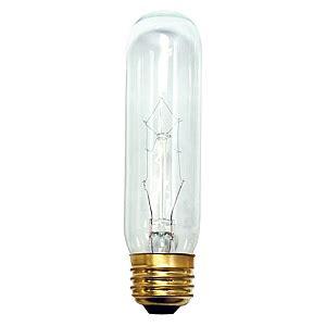 Ge General Electric Lu Senja T10 Wy5w bulbrite 704140 40t10c iqlighting