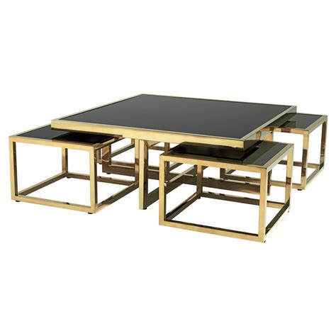 black and gold coffee table black and gold coffee table rascalartsnyc