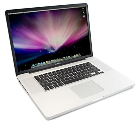 Laptop Apple Mac Pro apple macbook pro 17 serious laptops