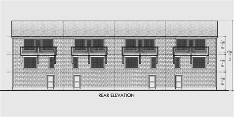 townhouse plans with garage fourplex plan 3 story town house 3 bedroom townhouse f 546