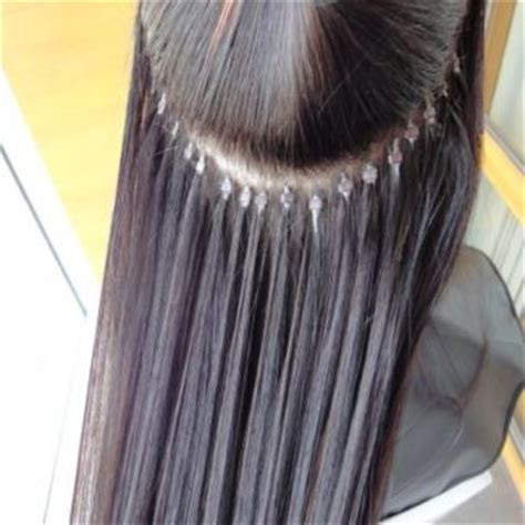 micro bead hair extensions microbead hair extensions the and of it