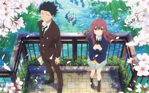 wallpaper hd koe no katachi koe no katachi full hd wallpaper and background