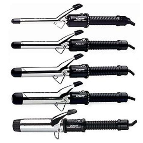 what is the best size curling iron for medium length hair yhat is thin curling iron sizes beauty pinterest curling curling