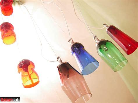 riciclare bicchieri di plastica riciclo creativo bicchieri di vetro non sprecare